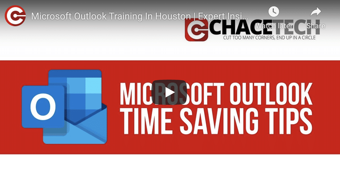 10 Ways To Save Time In Microsoft Outlook