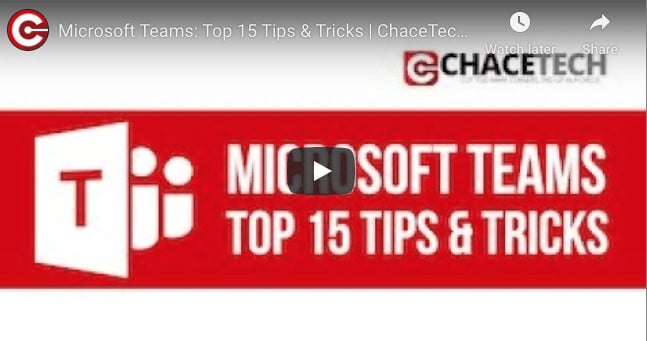 15 Must-Know Microsoft Teams Tips For Houston Businesses